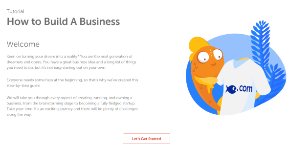 How to Build a Business Namecheap